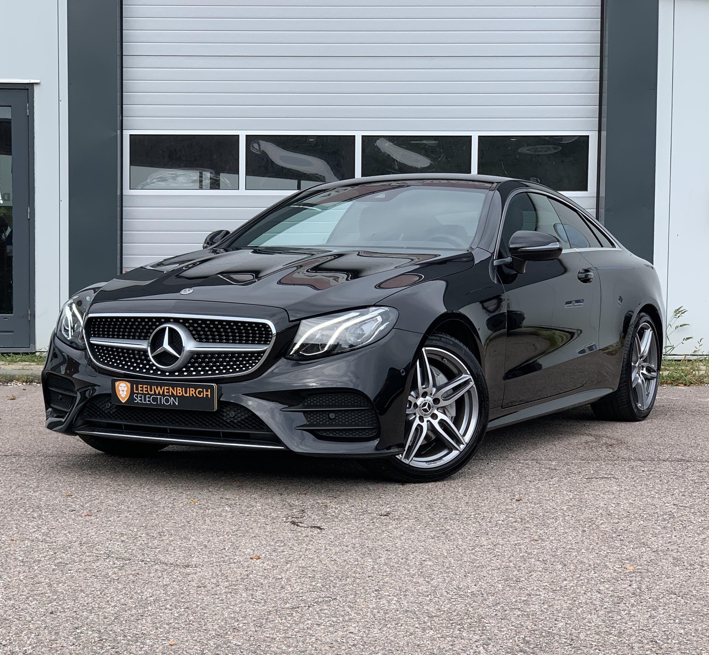 Mercedes-Benz E200 Coupe Business